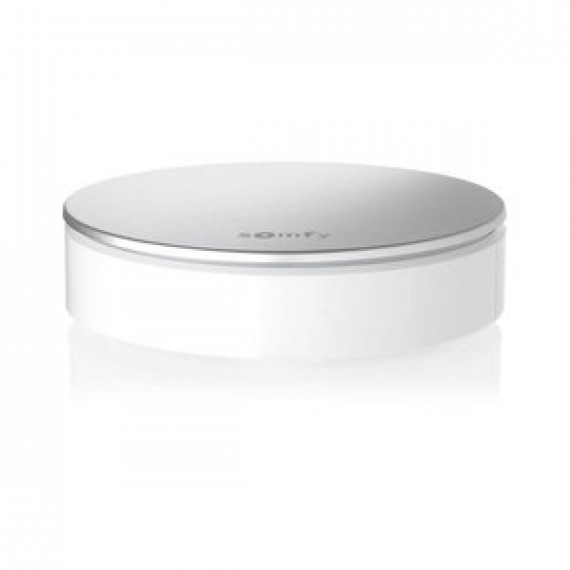 Sirène intérieur SOMFY PROTECT sans fil pour les systèmes d'alarme Somfy Home Alarm, Somfy One et Somfy One+