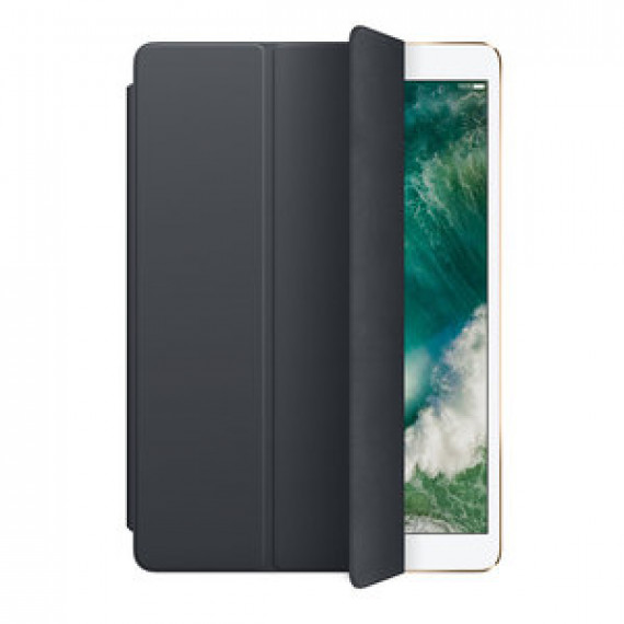 "Protection écran pour APPLE IPAD PRO 10.5"" SMART COVER GRIS ANTHRACITE"