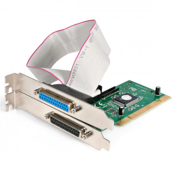 StarTech.com - Carte Controlleur PCI vers 2 Ports Parallèle
