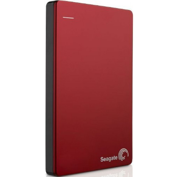 Seagate Disque dur externe BACKUP PLUS Rouge 1 To 2,5 Usb 3.0