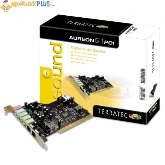 TERRATEC TerraTec SoundSystem Aureon 5.1 PCI