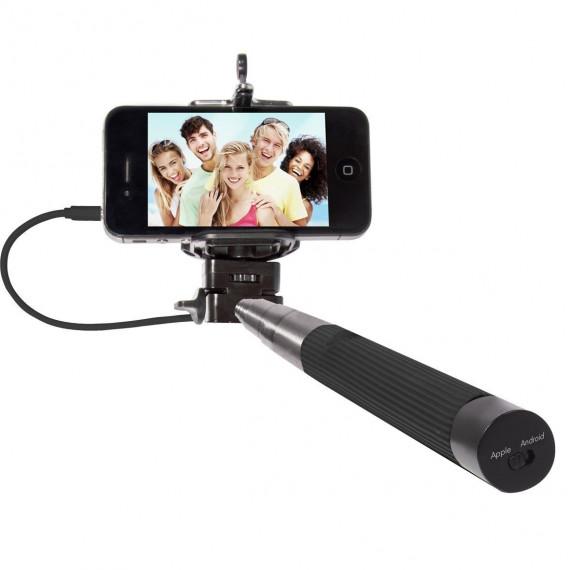 GENERIQUE Canne Télescopique à Selfie Click Stick