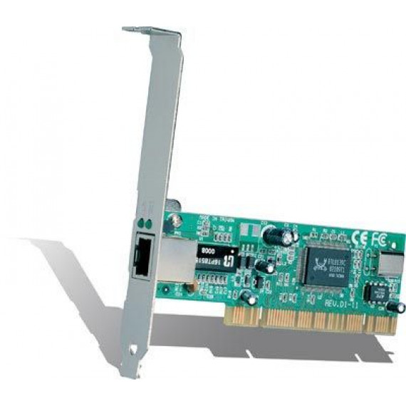 TRENDnet TE100-PCIWN - Carte PCI Ethernet 10/100Mbps (TE100-PCIWN)