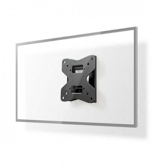 """Nedis Support Mural Fixe pour TV 10-26"""" Max. 35 kg Distance par rapport au mur de 18 mm"""