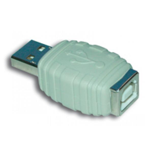MCL Adaptateur USB A mâle / B femelle