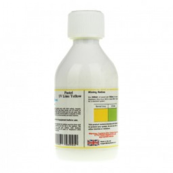 Mayhems Pastel, UV jaune citron - 250ml