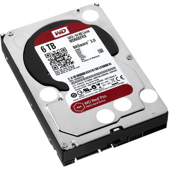 WD Red 6 To SATA 6Gb/s