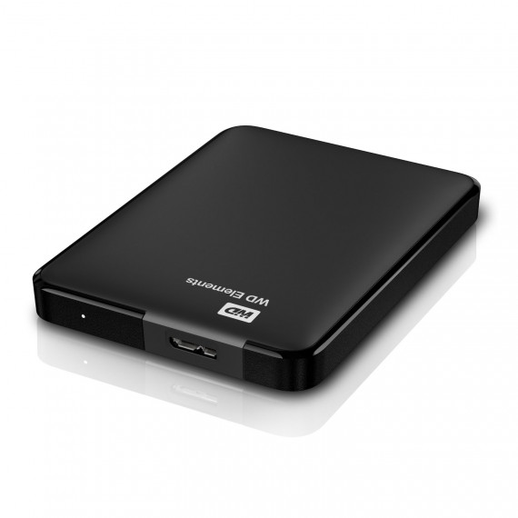 WESTERN DIGITAL ELEMENTS PORTABLE 1 TO NOIR (USB 3.0)