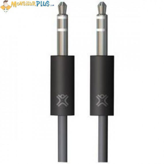 XTREMEMAC Cable Auxiliaire 3,5 mm vers 3,5 mm